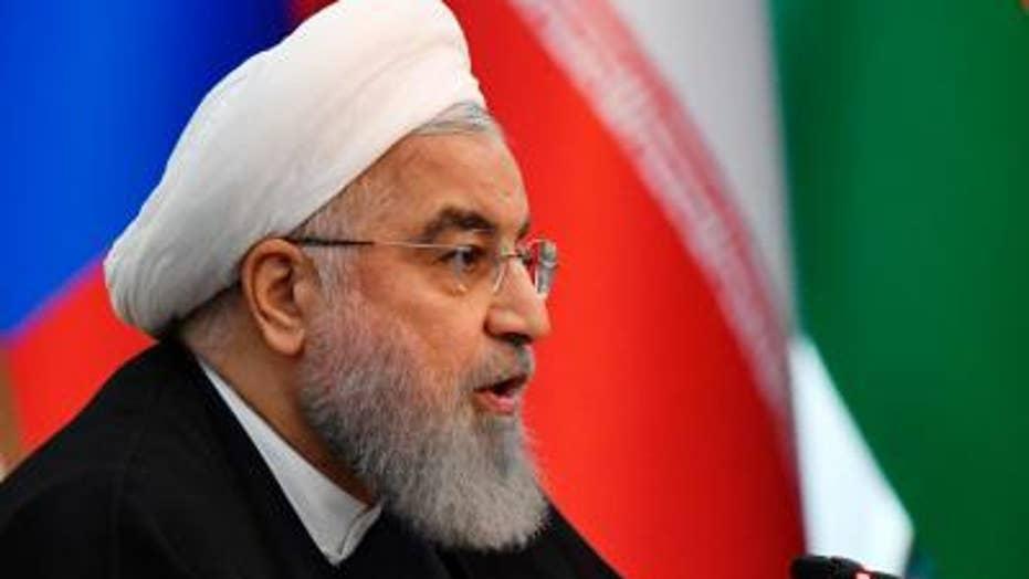 Reps. Mark Green, John Garamendi on Iran drone attack
