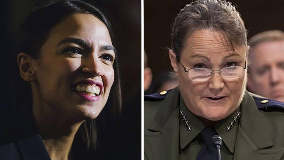 Border Patrol Chief calls out Ocasio-Cortez comments