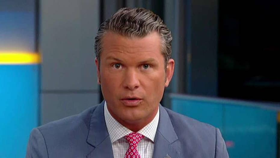 Pete Hegseth on bringing Iran back to negotiating table, bombshell testimony in Navy SEAL trial