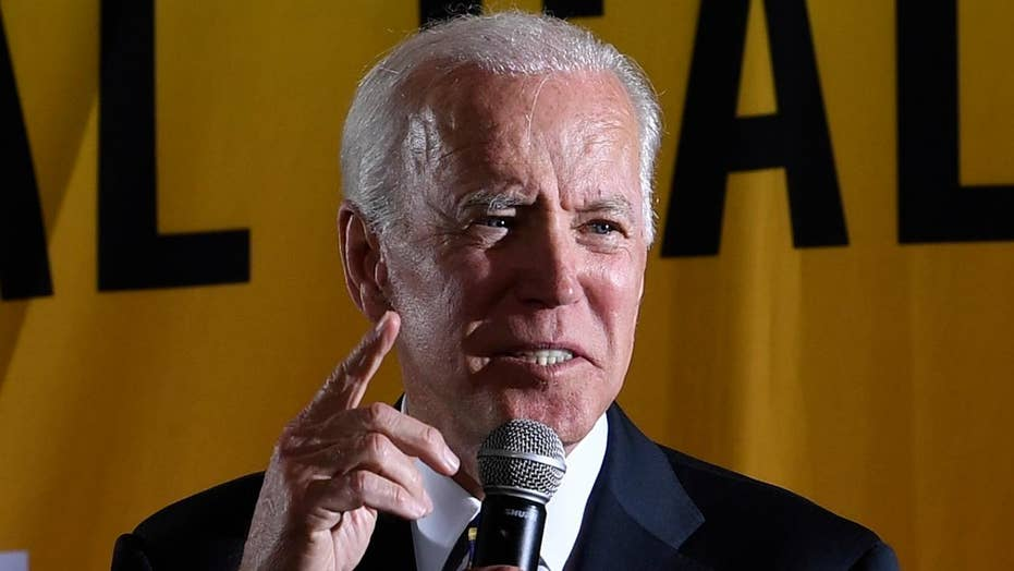 Several Democratic lawmakers condemn Joe Biden's segregationist remarks