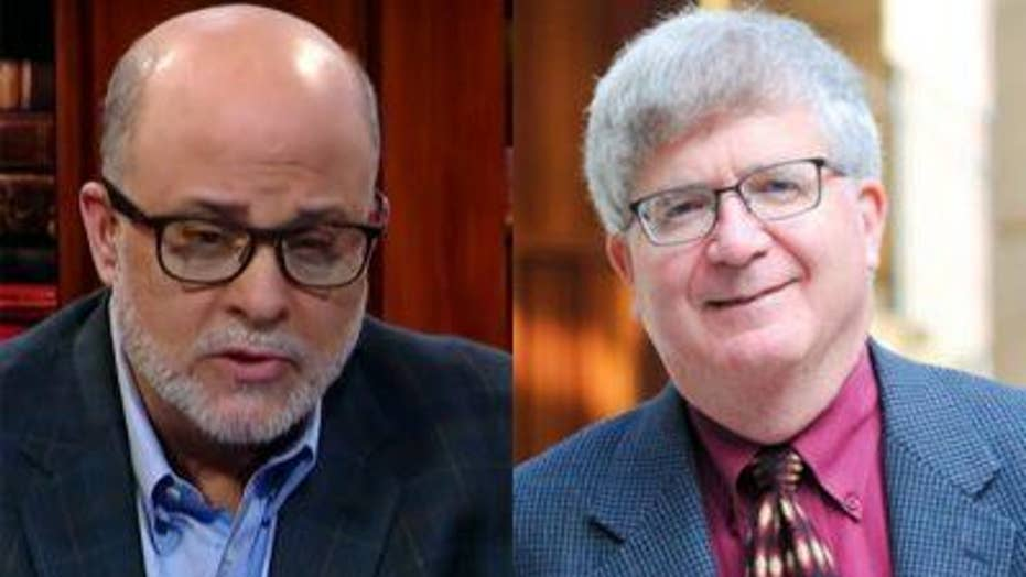 Mark Levin and Michael McConnell on the separation of church and state