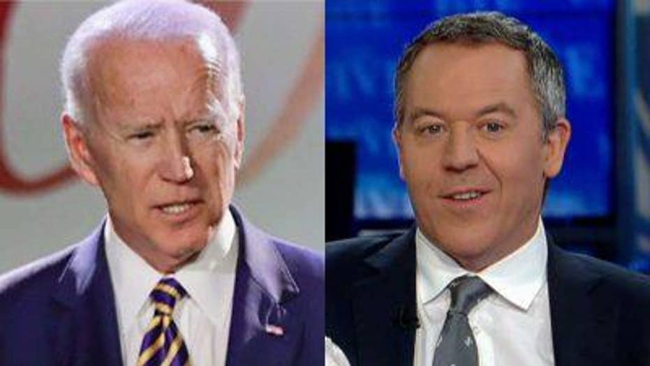 Gutfeld on Joe Biden criticisms