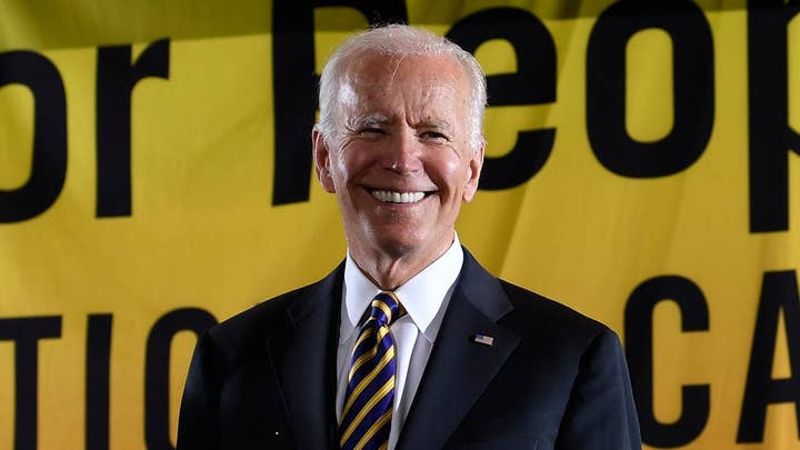 Despite front-runner status, Joe Biden grapples with early campaign controversies