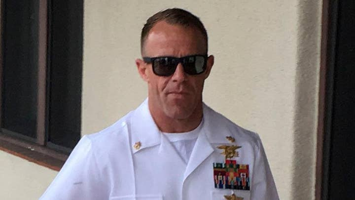 Navy refuses to drop war crime charges against SEAL Eddie Gallagher despite witness confession