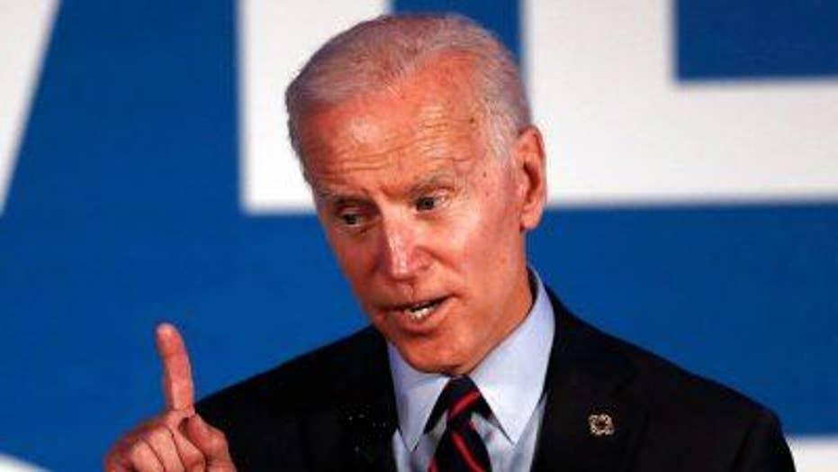 Sean Spicer reacts to Biden 'gaffes'