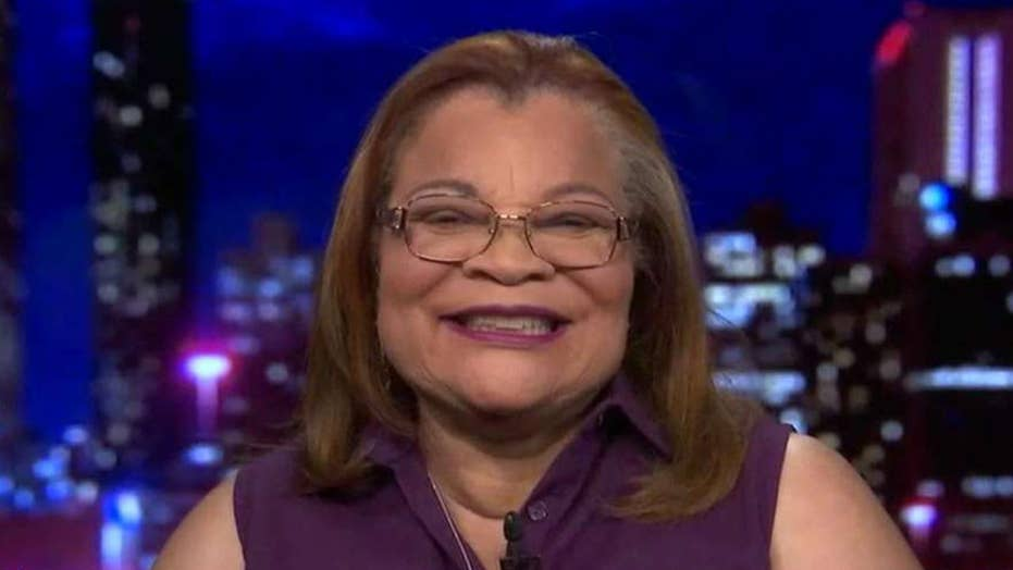 Alveda King on Gillibrand comparing abortion to racism