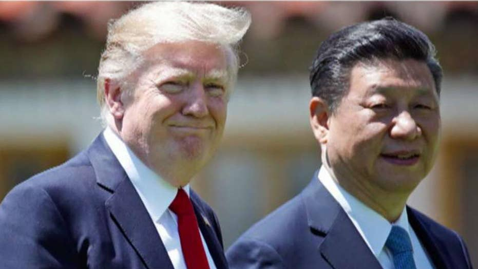 Trump and Xi prepare to meet at G20