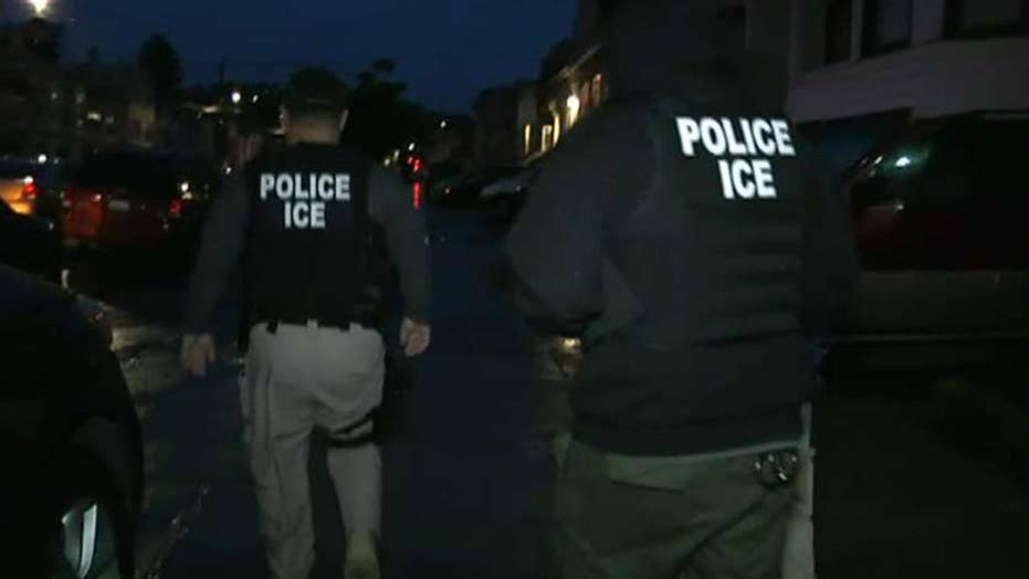 ICE raids delayed after Democrats pressure Trump