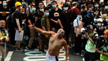 Andy Puzder: Hong Kong protesters are fighting for their freedom -- They deserve US support