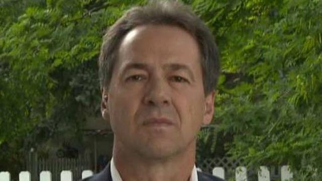 2020 hopeful Steve Bullock reacts to missing cutoff for first Democrat debate