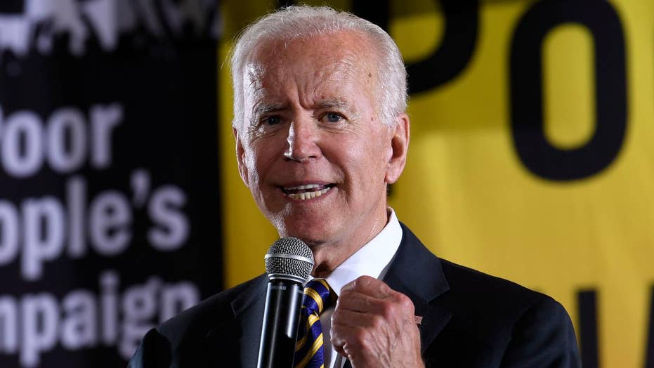 Press rips Biden over racist Dems