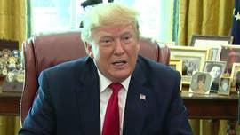 Trump signs executive order delivering 'hard-hitting' sanctions against Iran
