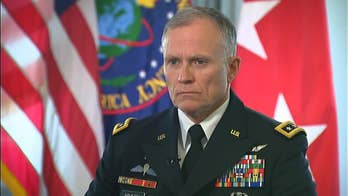 RAW VIDEO: Lt. Gen. Ashley interview with Catherine Herridge