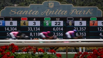 Hall of Fame trainer banned from Santa Anita horse track after fourth horse from his stable dies