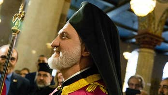 New archbishop enthroned at Greek Orthodox Cathedral, a 'new era' for 9-11 church