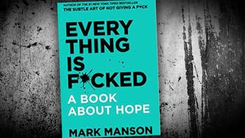 'Everything Is F_cked': Mark Manson discusses his new book about hope