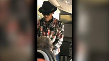 SEE IT: NFL star Cam Newton offers airline passenger $1,500 to switch seats, and is rejected