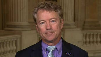 Sen. Paul: I'm proud of Trump for showing restraint with Iran