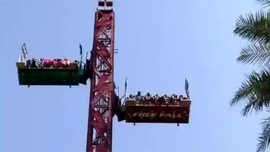 Theme park closed 'indefinitely' after ride cable snaps
