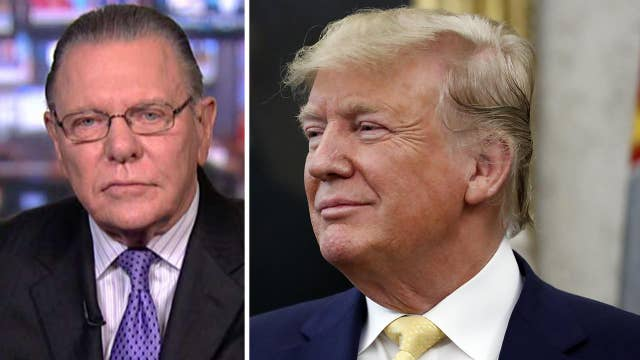 Gen. Keane: Trump administration is the first in decades to be on a strategic offensive against Iran