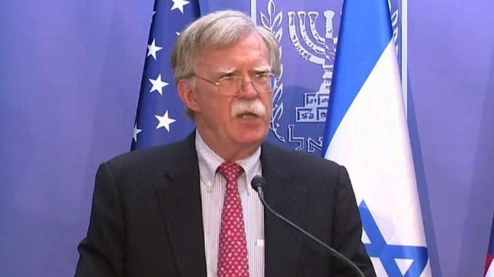 John Bolton issues blunt warning for Iran following downing of US drone