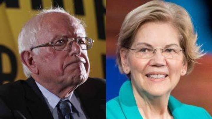 Stirewalt on Sanders, Warren on campaign trail