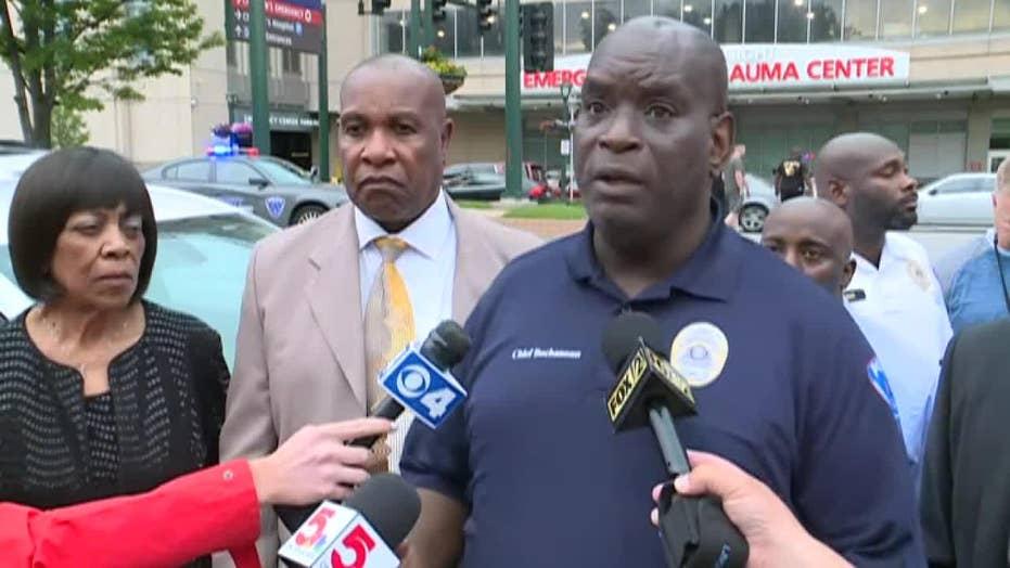 RAW VIDEO: Chief John Buchannan presser
