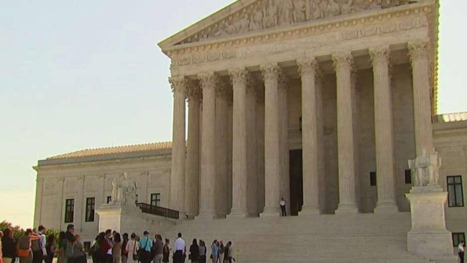 Supreme Court preparing 12 big opinions to close out term