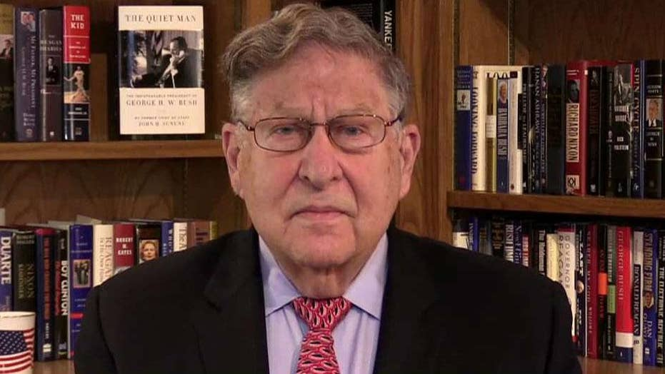 John Sununu says political pollsters need to reform their process: They're 'polling the wrong way'