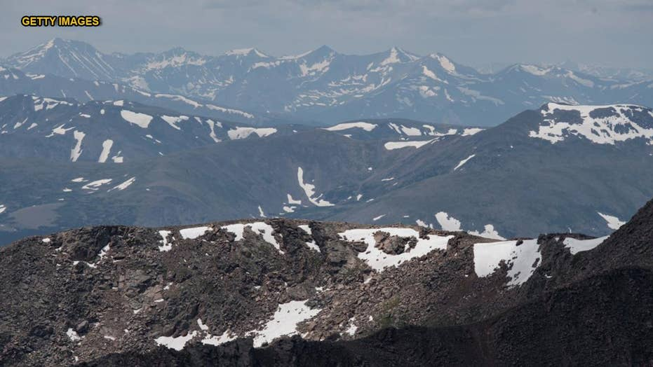 Colorado mountains see nearly 20 inches of snow on first day of summer