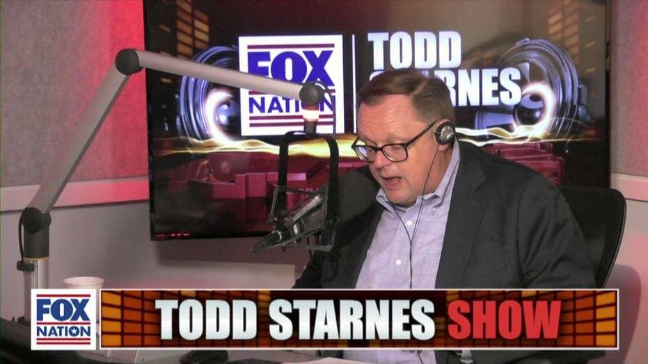 Todd Starnes and Rep. Andy Biggs, R-Ariz.