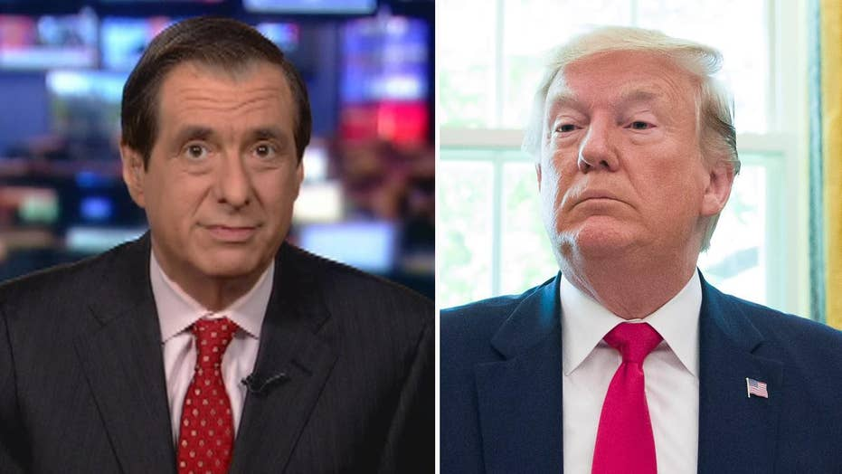 Howard Kurtz: From trade talks to military action, Trump enjoys the dramatic approach