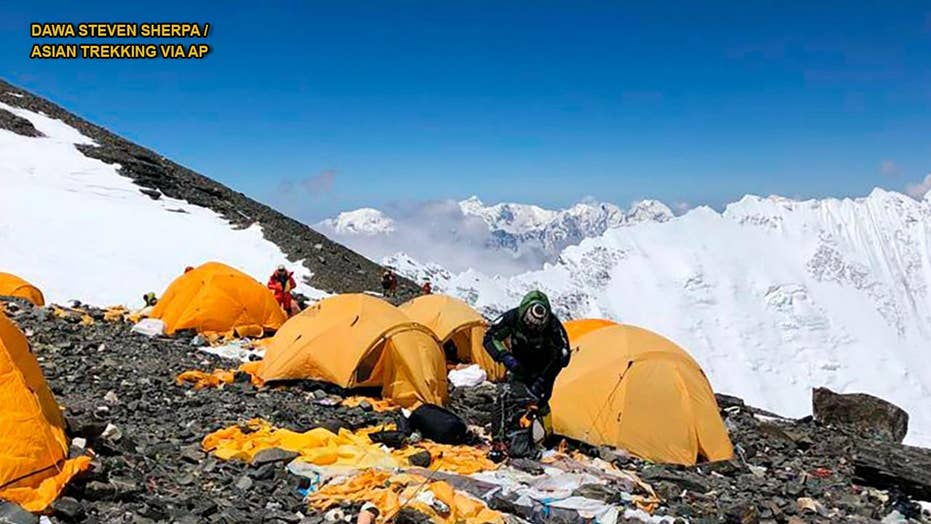 Mount Everest COVID outbreak: Climbing guide says at least 100 virus cases