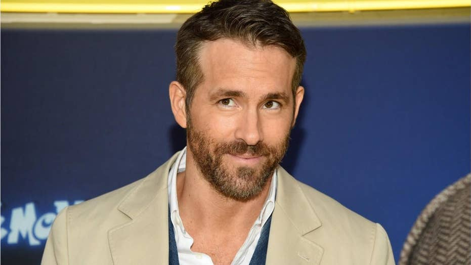 Ryan Reynolds' fake Amazon review for own gin company can't fool his mom
