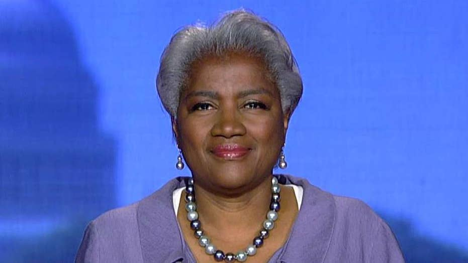 Donna Brazile on Democratic presidential candidates jockeying for position ahead of first debates