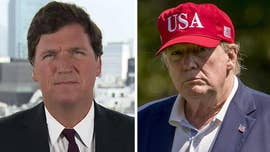 Tucker Carlson: Trump attacked by both sides for not being a war hawk on Iran