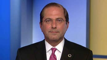 HHS Secretary Azar details efforts to stop spread of China-related coronavirus in US