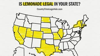 Country Time to pay fines, permits to help kids keep their lemonade stands