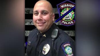 Tunnel to Towers Foundation comes to aid of family of slain Texas police officer