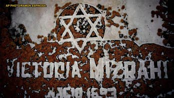 Cuba's long forgotten Jewish cemetery, Holocaust monument getting restored