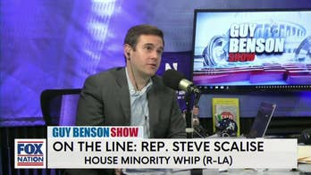 Rep. Steve Scalise (R-LA) Joins The Guy Benson Show