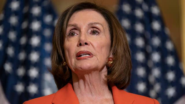 Pelosi reportedly facing revolt from progressive Democrats over border funding bill thumbnail