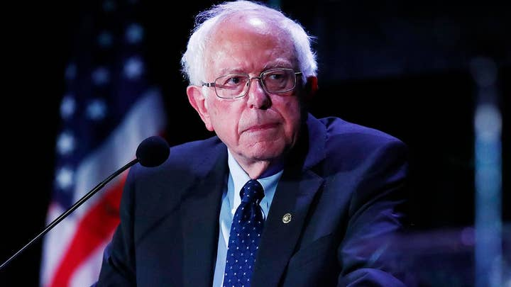 Bernie Sanders rolls out plan to eliminate all $1.6 trillion in student debt