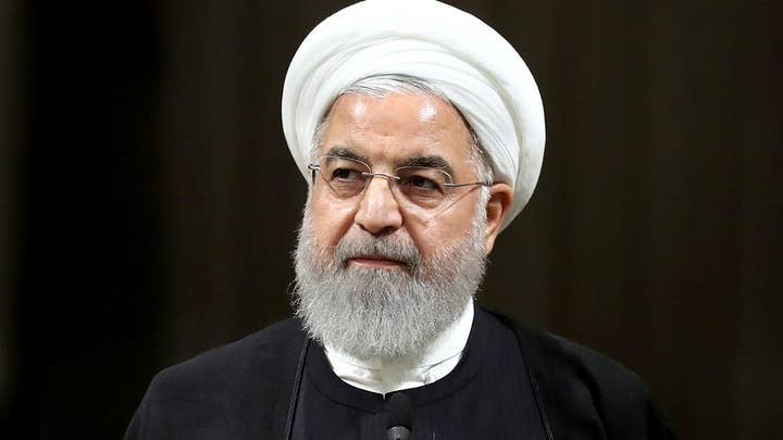 Iran says White House is 'afflicted by mental retardation' after latest sanctions