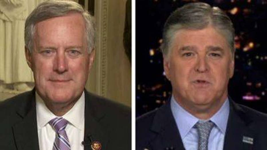 Mark Meadows and Jim Jordan on Durham investigation