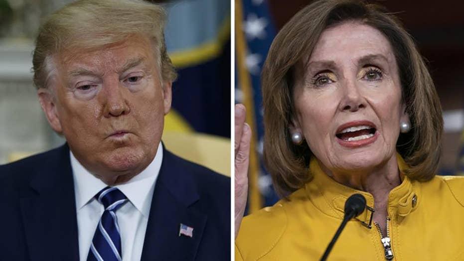 Trump administration demanding Congress to pass a $5 billion dollar emergency funding bill