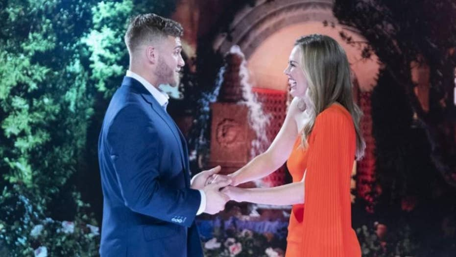 Bachelorette' star Hannah Brown confesses she had sex 'in a windmill