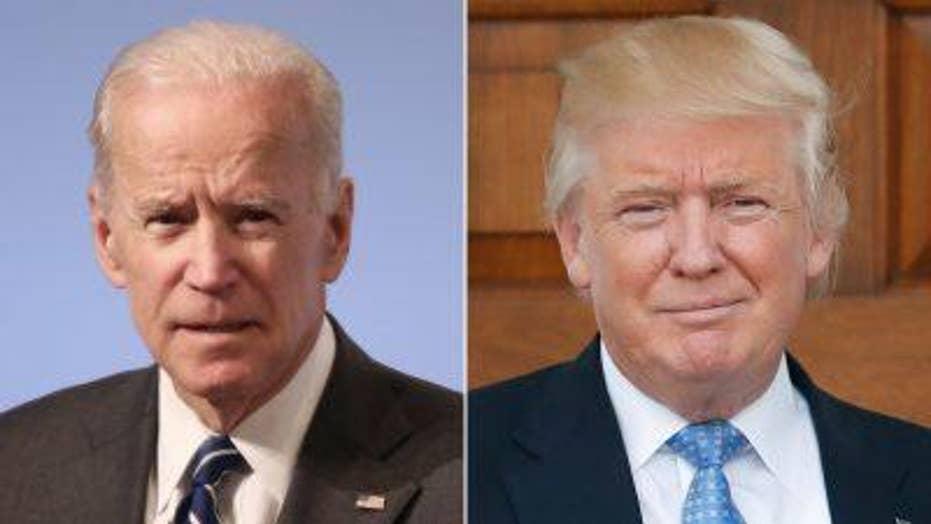 Tom Shillue on Joe Biden and President Trump