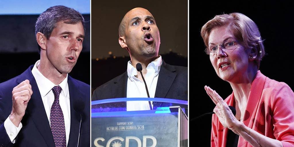 2020 Dems downplay economic gains under Trump, at Miami debate