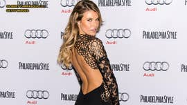 SI Swimsuit model Samantha Hoopes reveals the shocking response from some fans after her pregnancy news